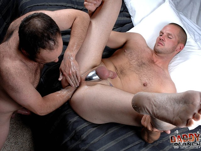Daddy's Extreme Anal Copulation
