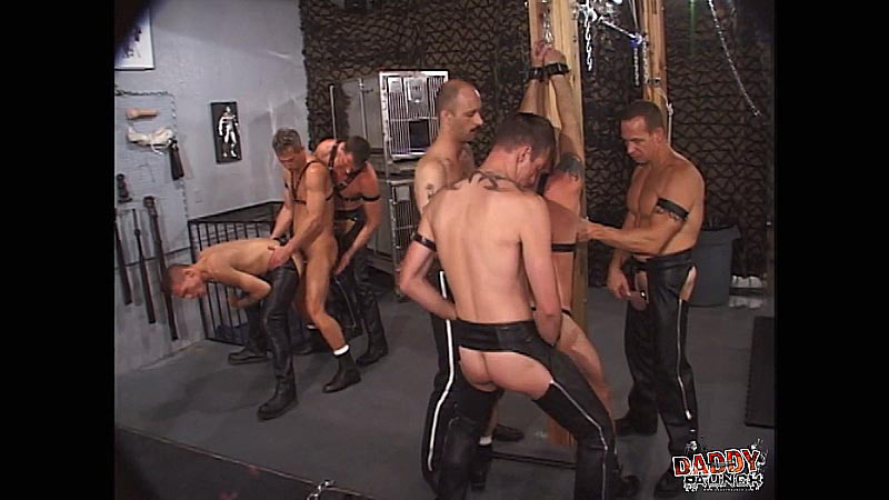Leather Pigs Part Three