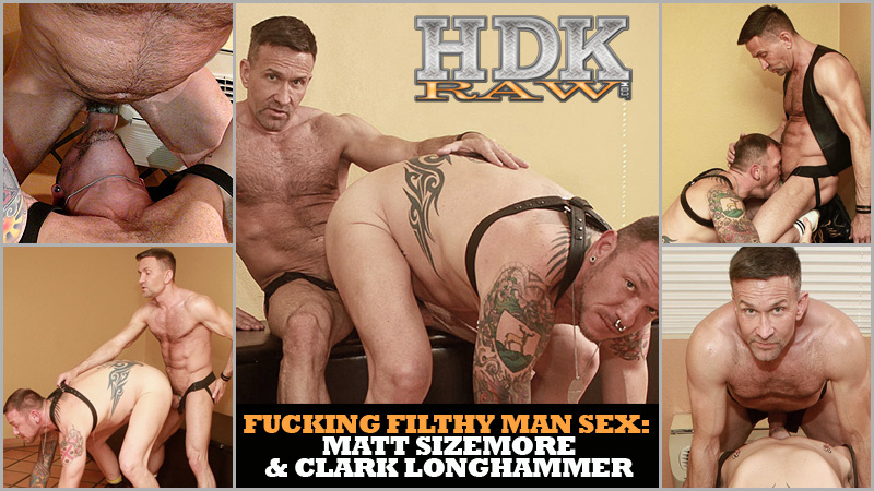 Clark Longhammer & Matt Sizemore