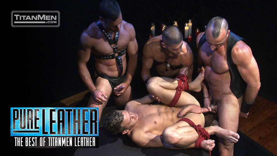 The Best of TitanMen Leather