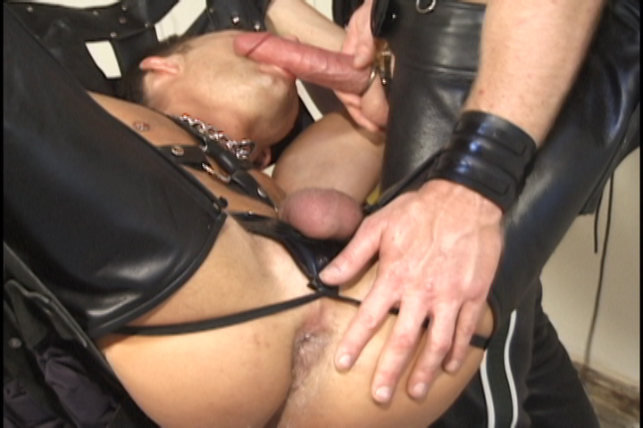 Leather and piss