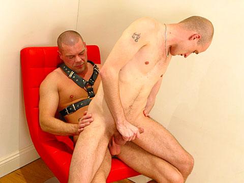Kieron Knight and Jake Lewis