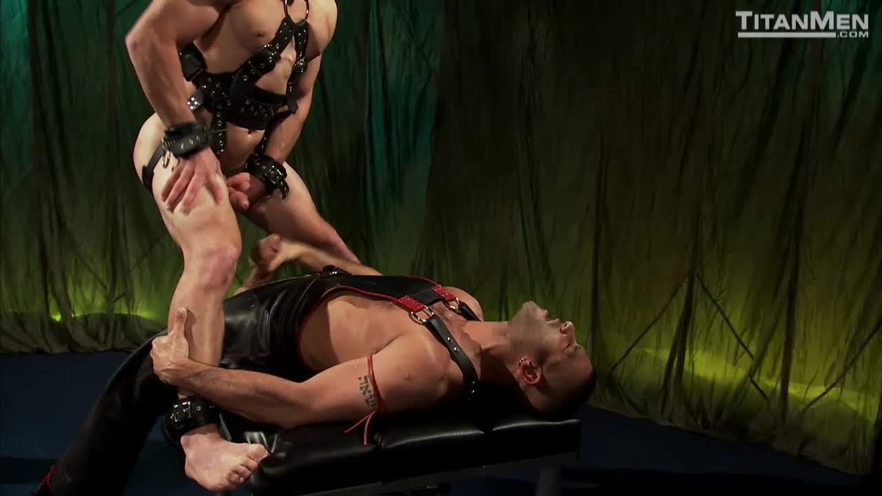 Leather Men: Will Parker and Tony Buff – Part 2