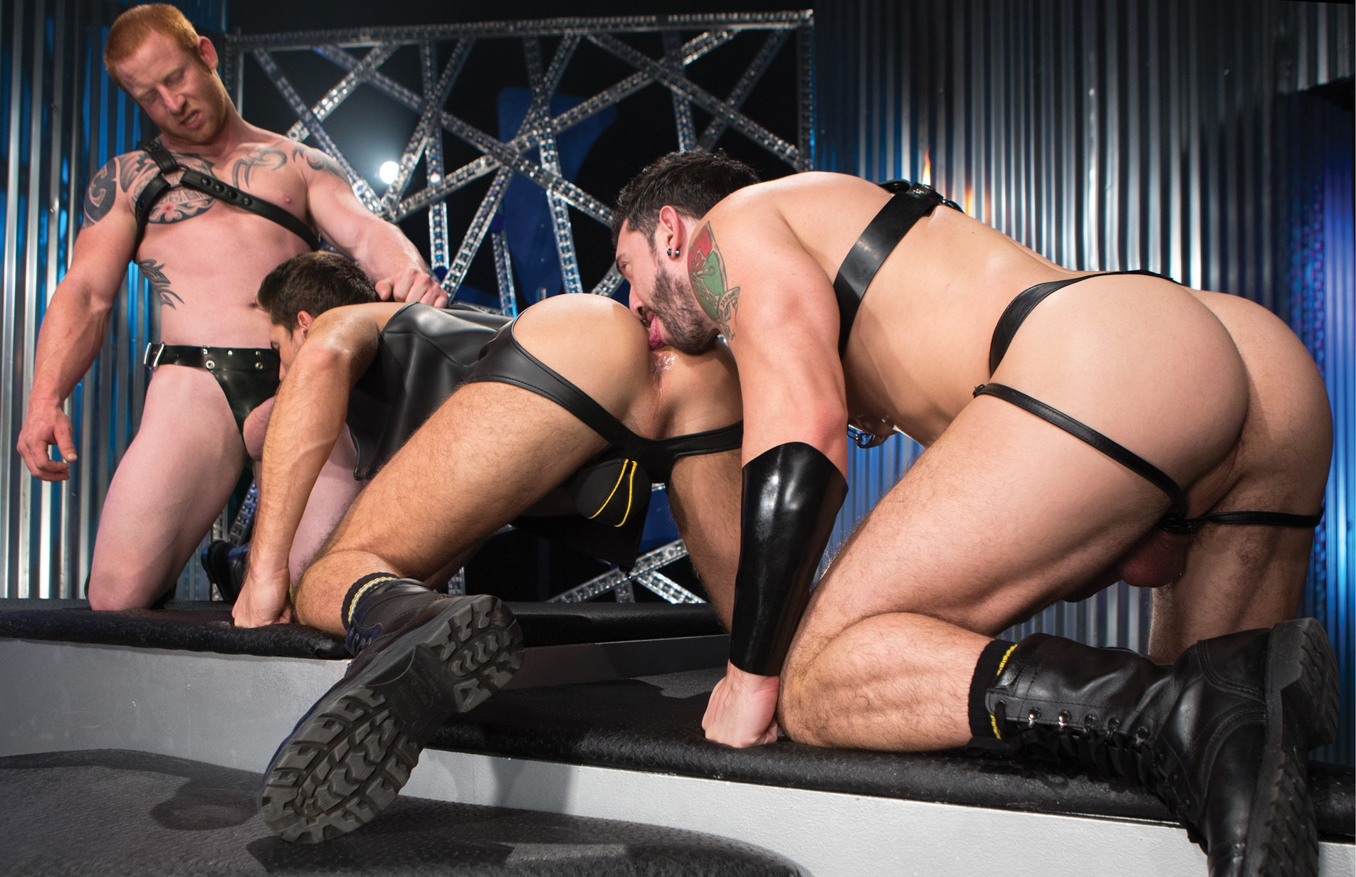 Hot House Leather: Submissive