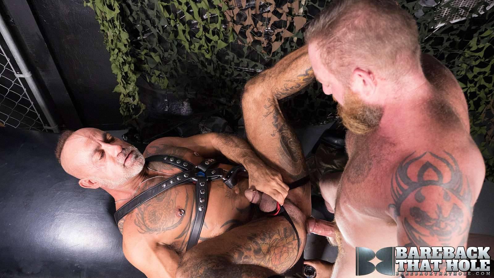 Leather Daddies: Dalton Hawg and Bo Bangor