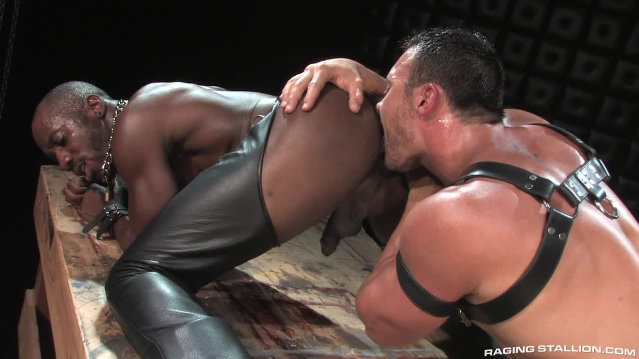 Jason Adonis and Race Cooper – Part 1