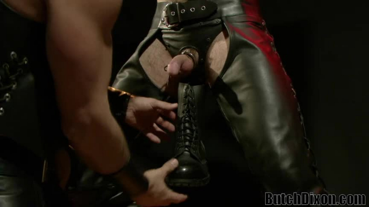 Leather Guys: Marco de Brute and Dolan Wolf