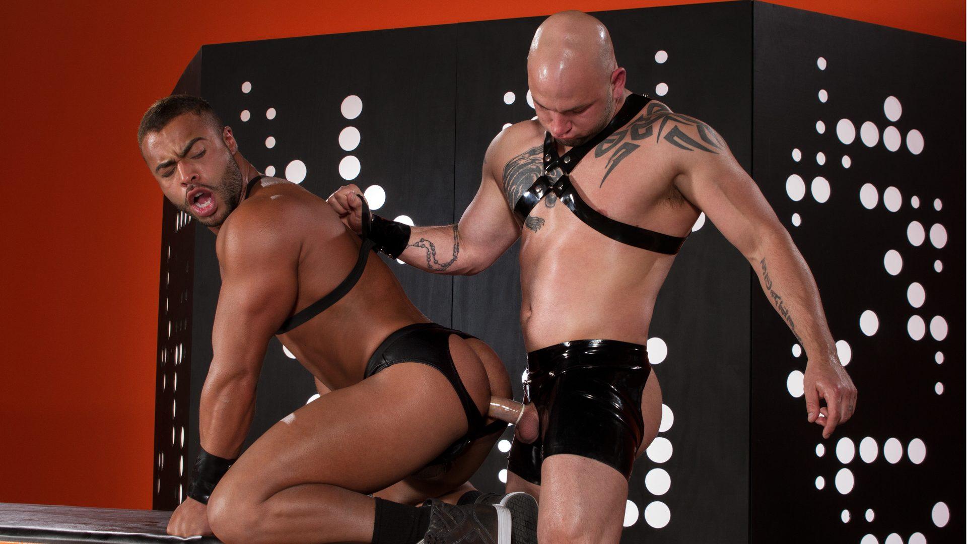 Leather Guys: Micah Brandt and Brayden Allen