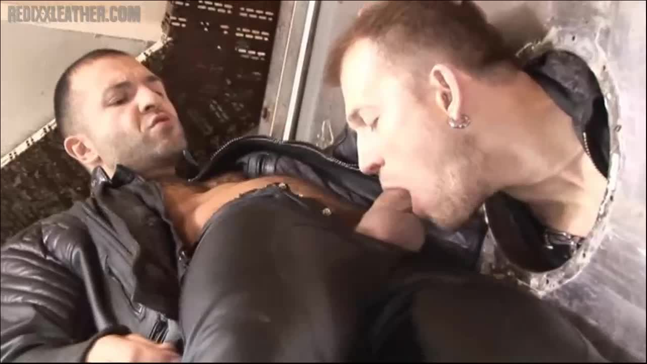 Leather Sex: Malik and Dimax – Part 1