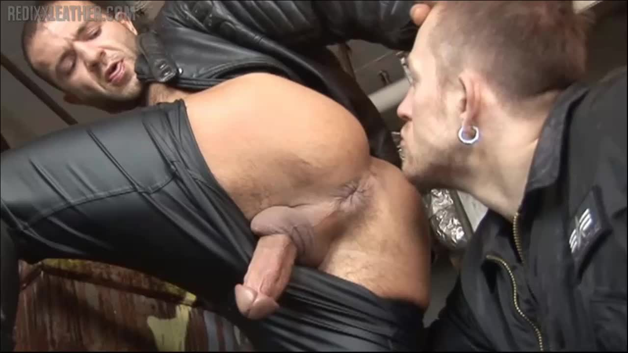 leather sex