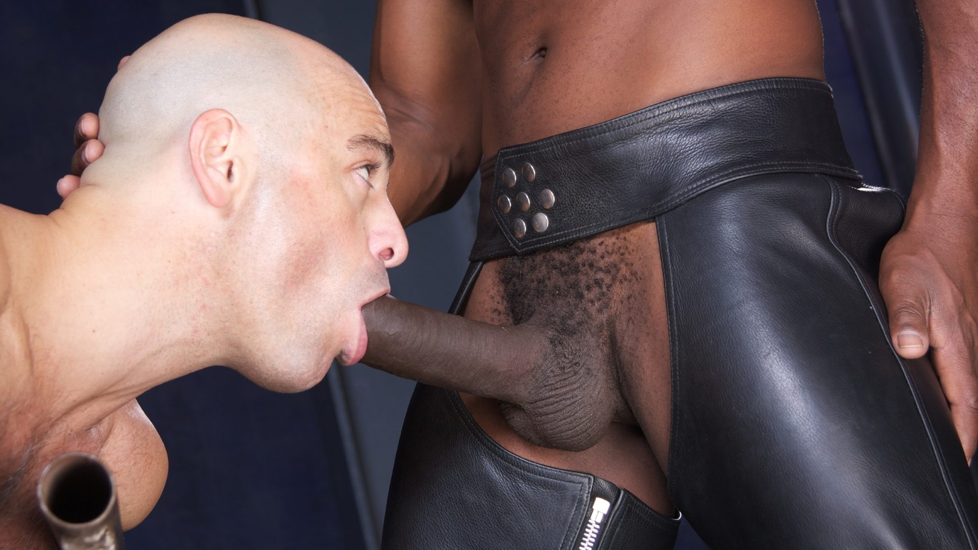 Leather Pigs: Cutler X and Adam Russo – Part 1