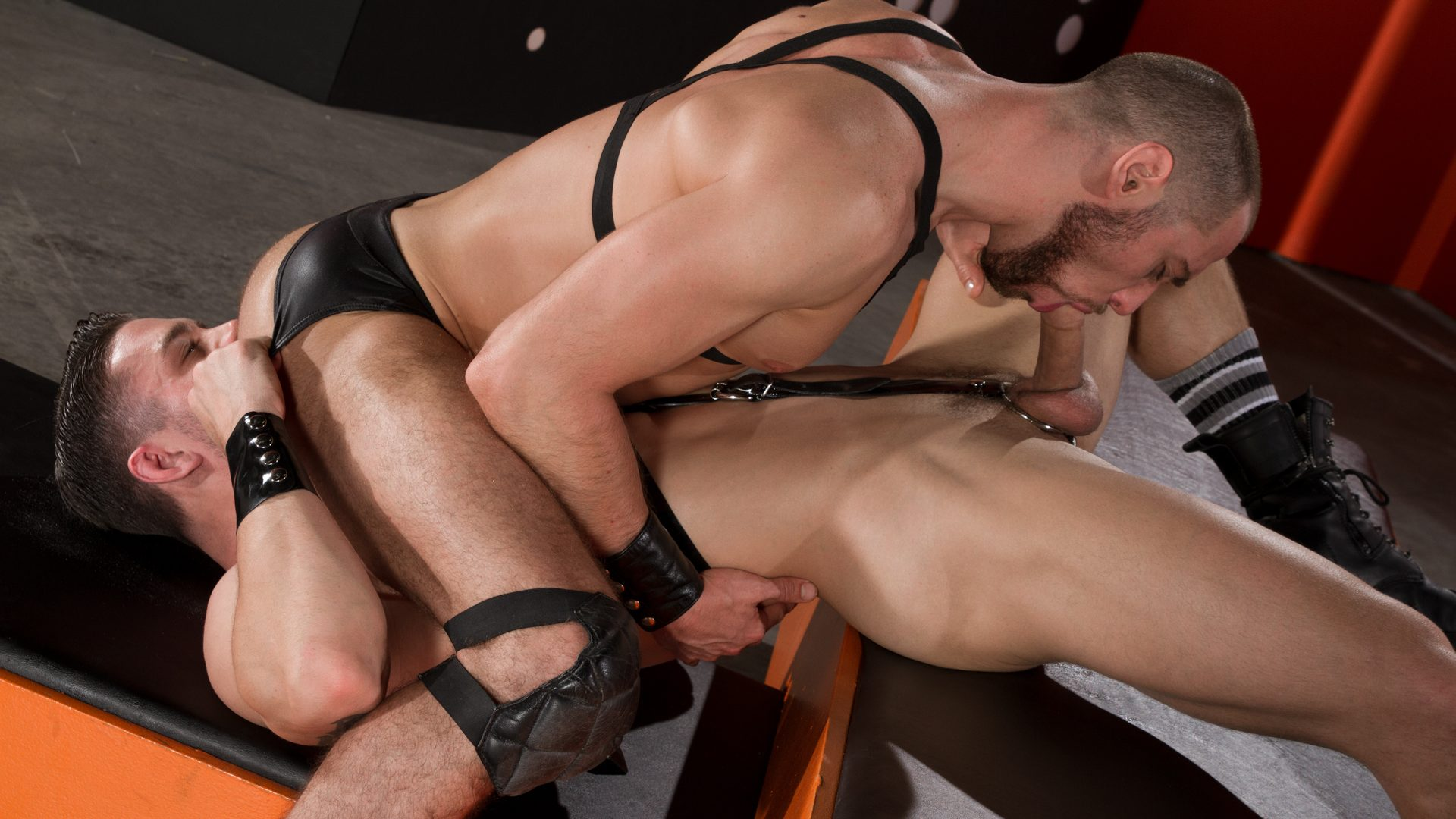 Leather Sex: Ryan Rose and Brendan Phillips