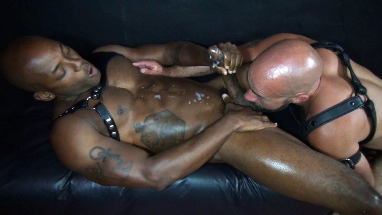 Leather Sex: Damon Andros and Osiris Blade