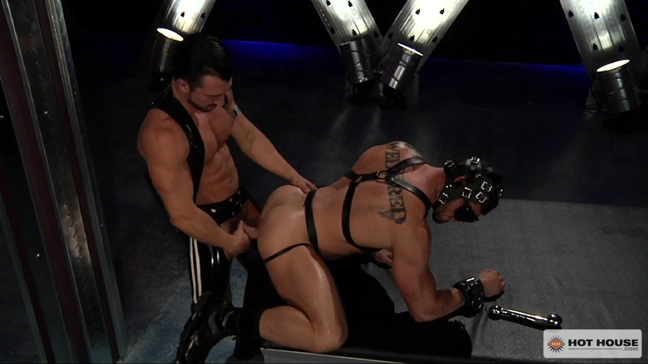 Leather Sex: Jimmy Durano and Seven Dixon – Part 1