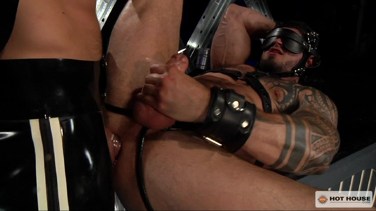Leather Sex: Jimmy Durano and Seven Dixon – Part 2
