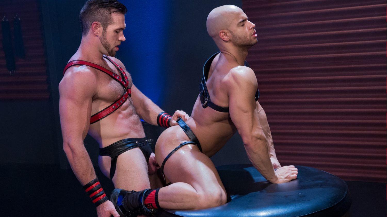 Leather Sex: Sean Zevran and Alex Mecum