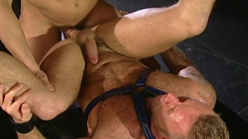 Leather Sex: Kirk Ziegler and Troy Punk – Part 2