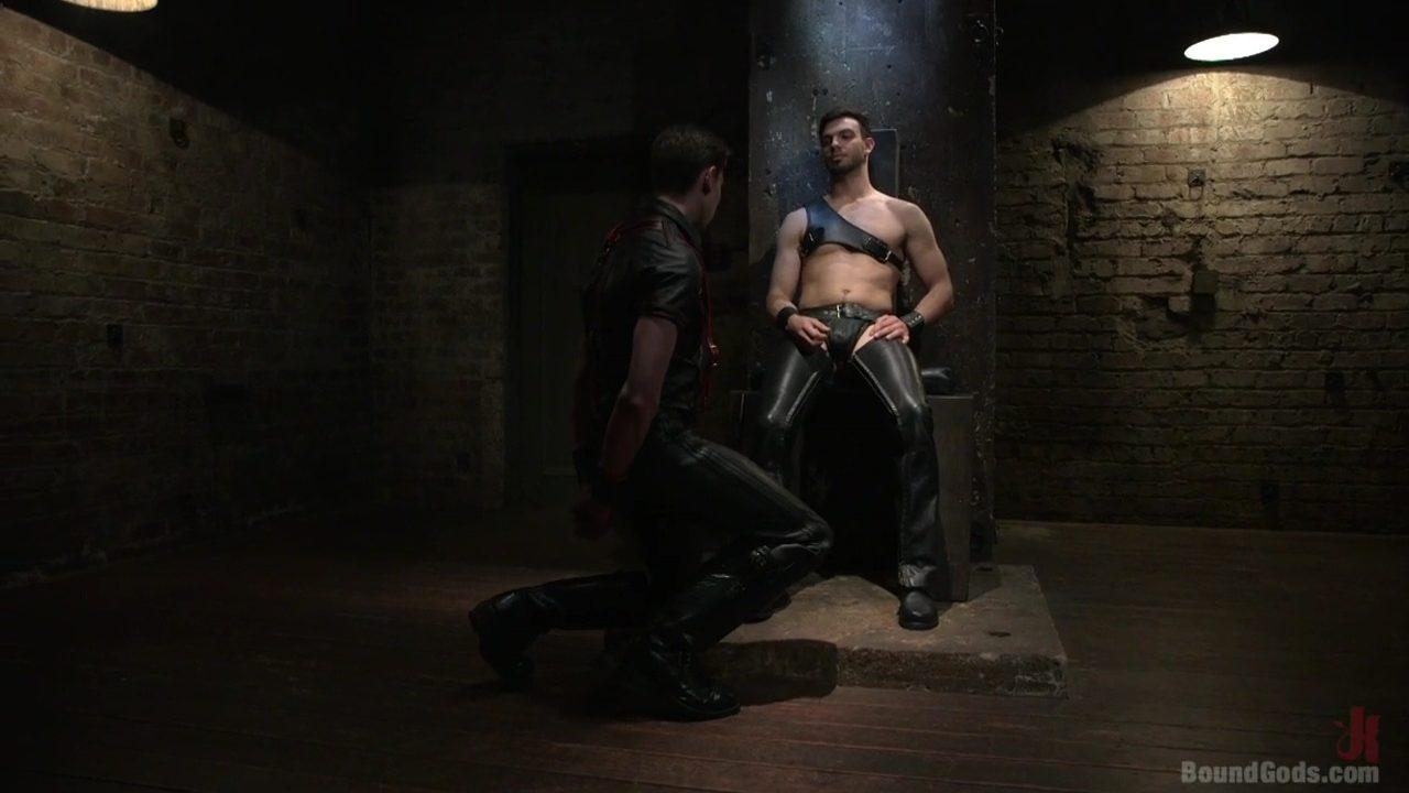 Leather Guys: Jason Maddox and Jack Hunter