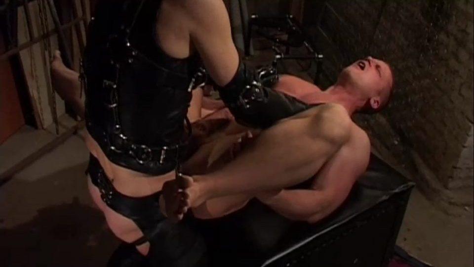 Leather Sex: Thom Barron, Tim Vincent, Joybringer & Victor – Part 2