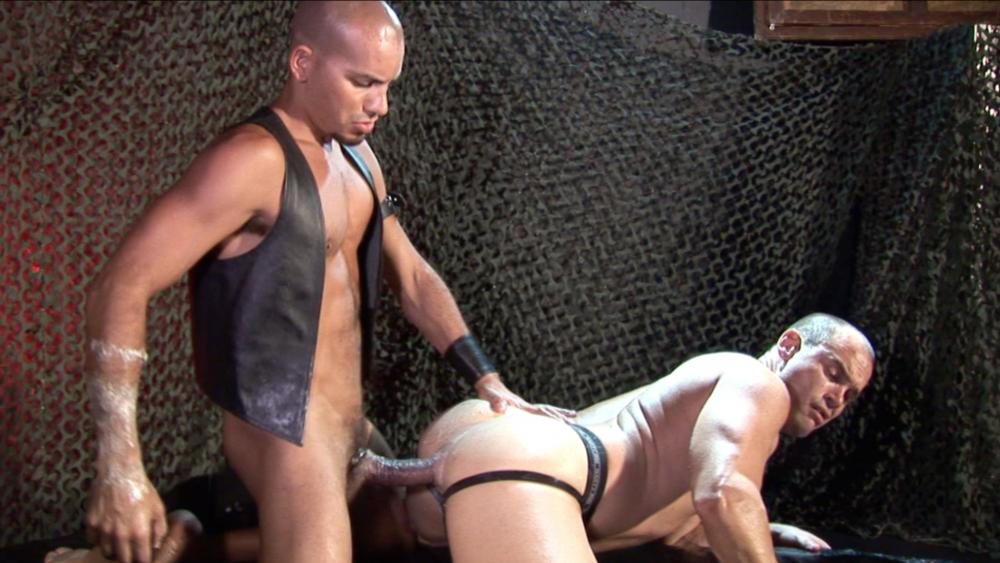 Leather Sex: Antonio Biaggi and Jesse Balboa