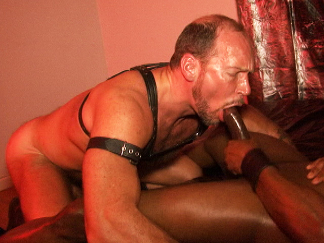 Leather Sex: Champ and Randy