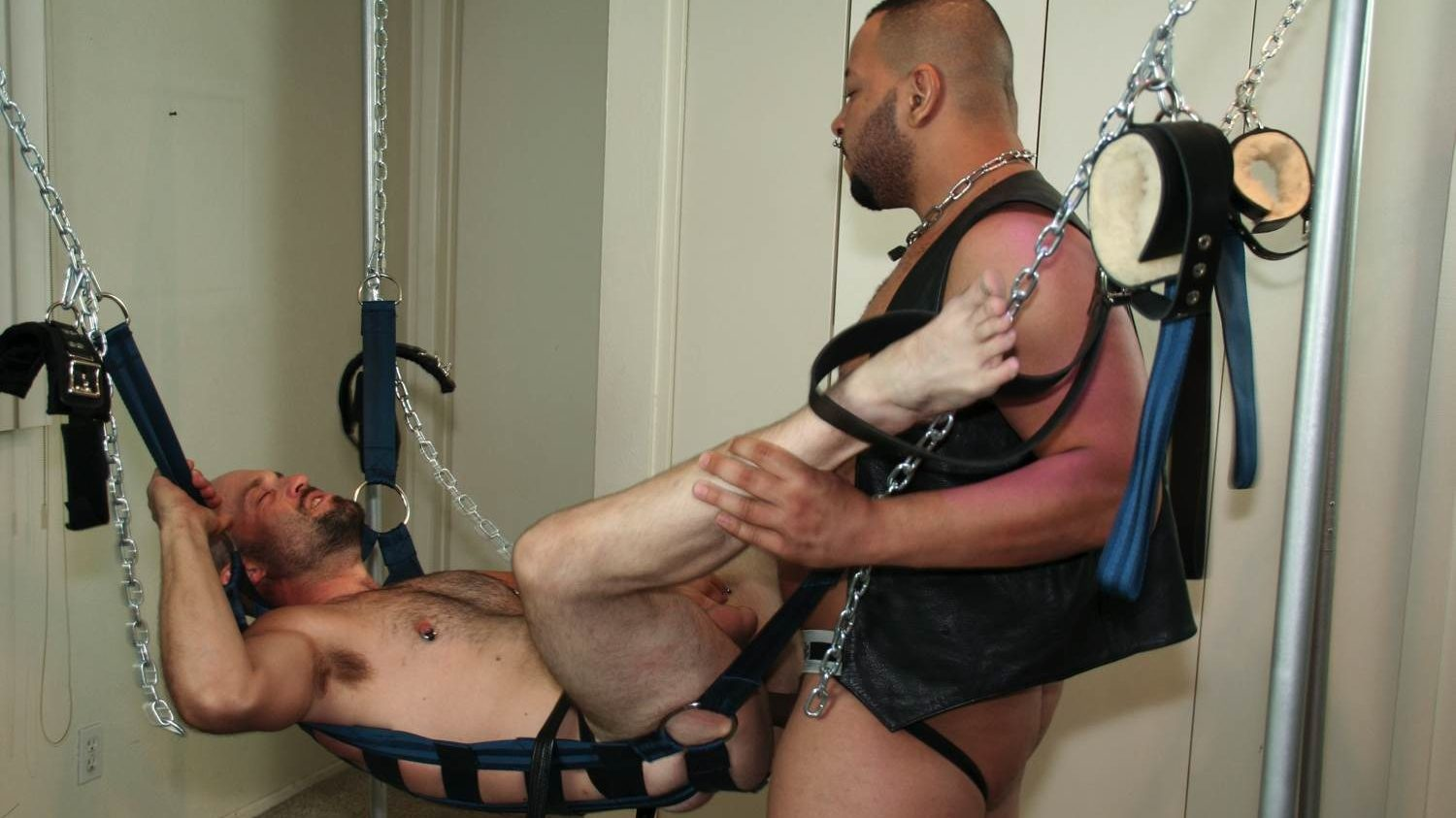 Leather Sex: Tyler Ruger and Buck Ryder