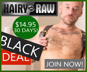 Hairy and Raw - 505 Discount Off