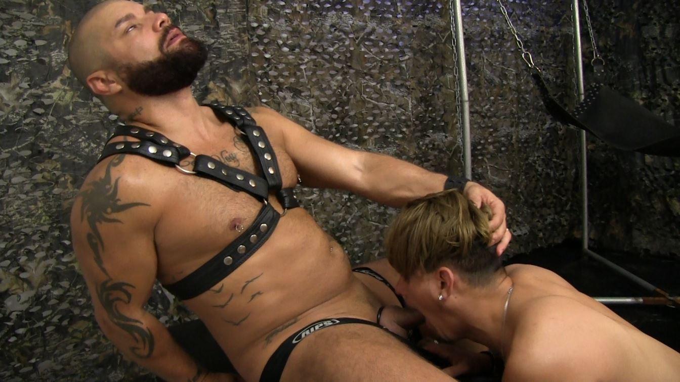 Leather Sex: Alejandro Avila and Cesar Xes