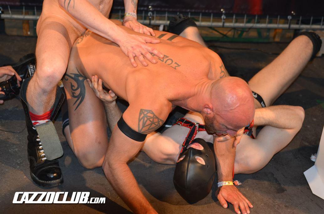 Cazzo - Leather Orgy