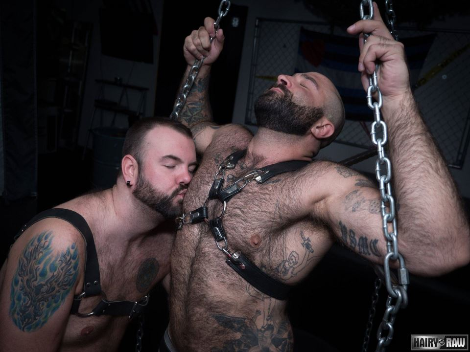 Bears In Leather: Atlas Grant and Aiden Storm