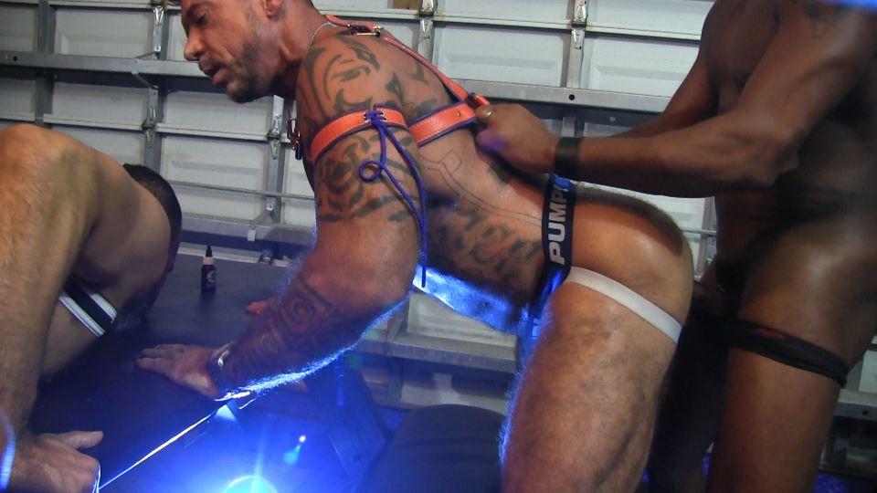 Pig Week Bareback & Leather Orgy