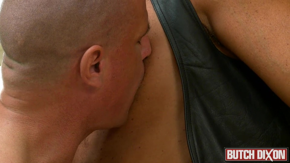 Leather Daddies: Ale and Christian
