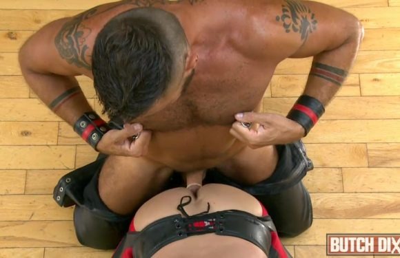 Leather Daddies: Ale and Christian – Pictures