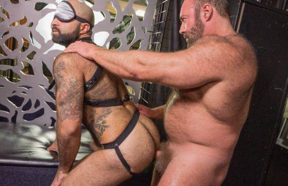 Leather Sex: Brad Kalvo and Atlas Grant