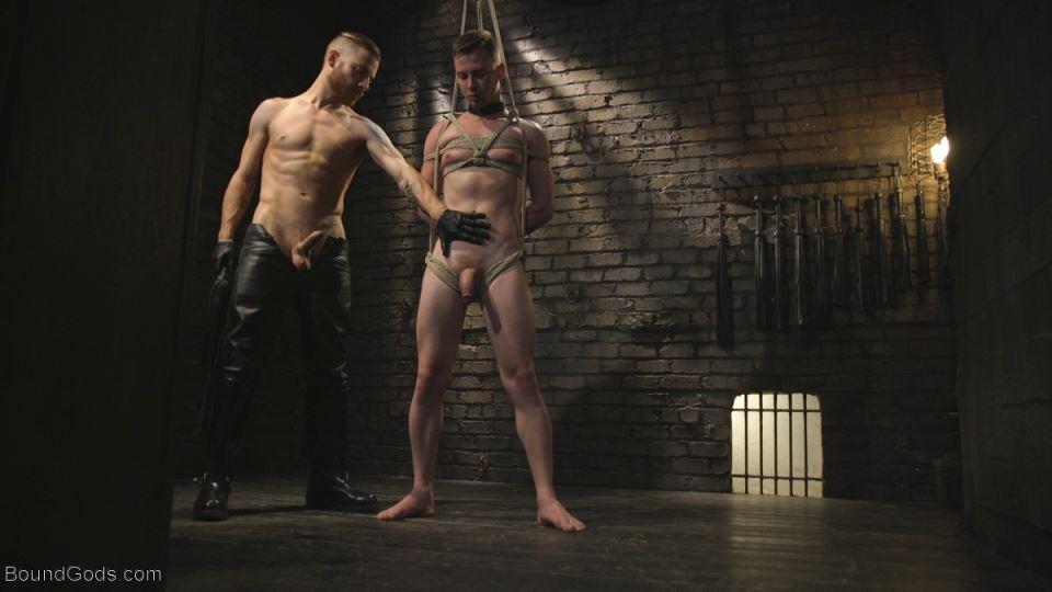 Sebastian Keys Gay Leather Porn