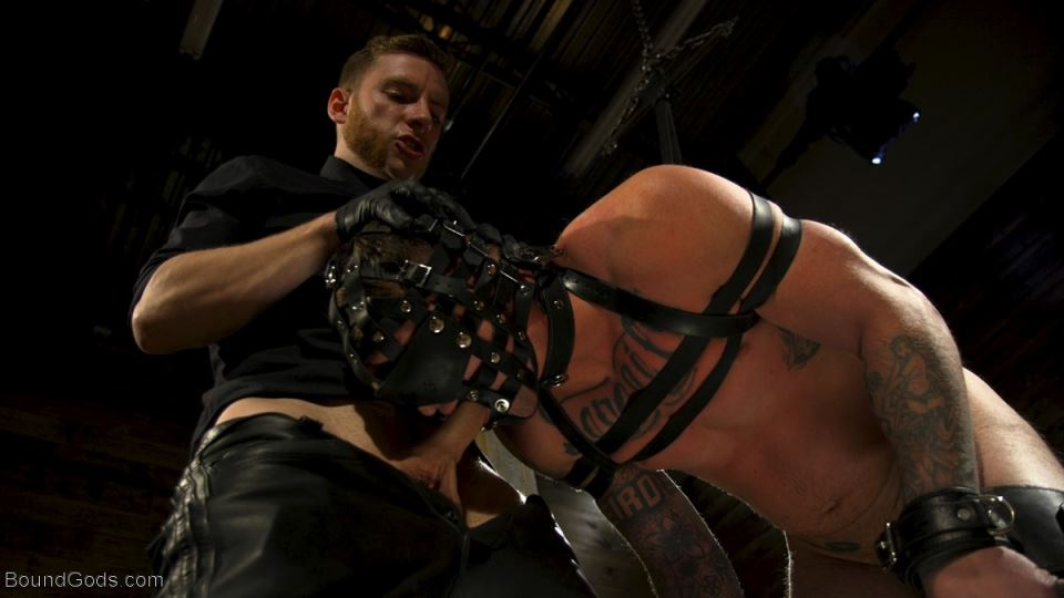 Leather Fetish Stud