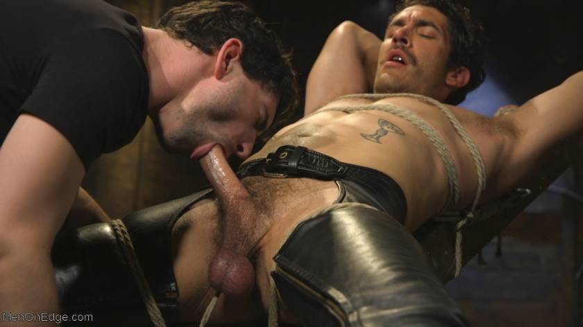 Leather Stud Servicing