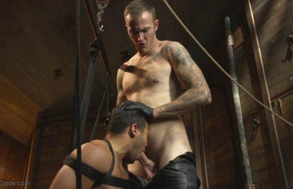 Kaden Alexander Begs For Hard Torment
