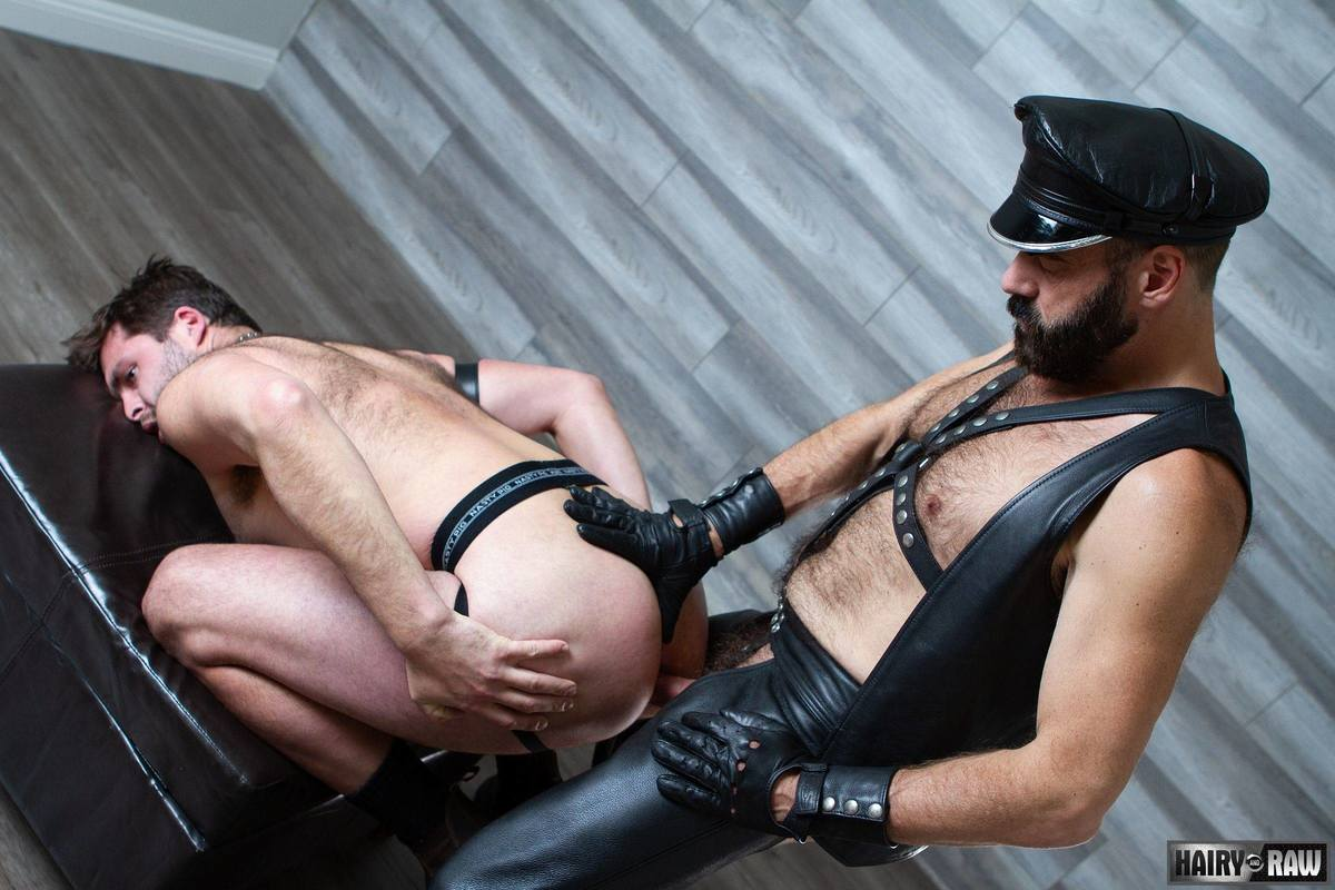Raw Leather Pleasure