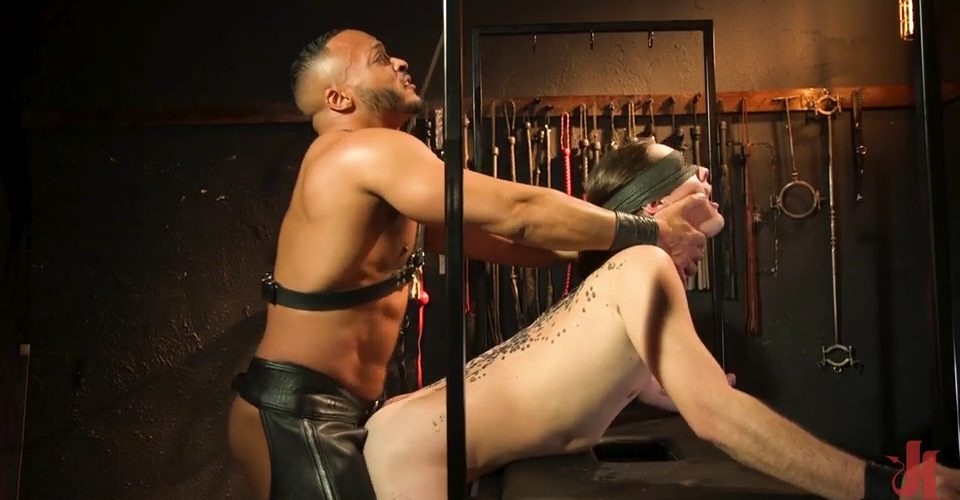 Leather & BDSM: Dillon Diaz & Tony Orlando – Part 2