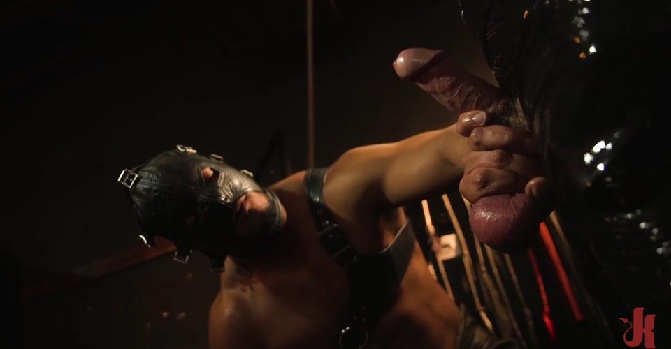 Leather & BDSM: Dillon Diaz & Tony Orlando – Part 1